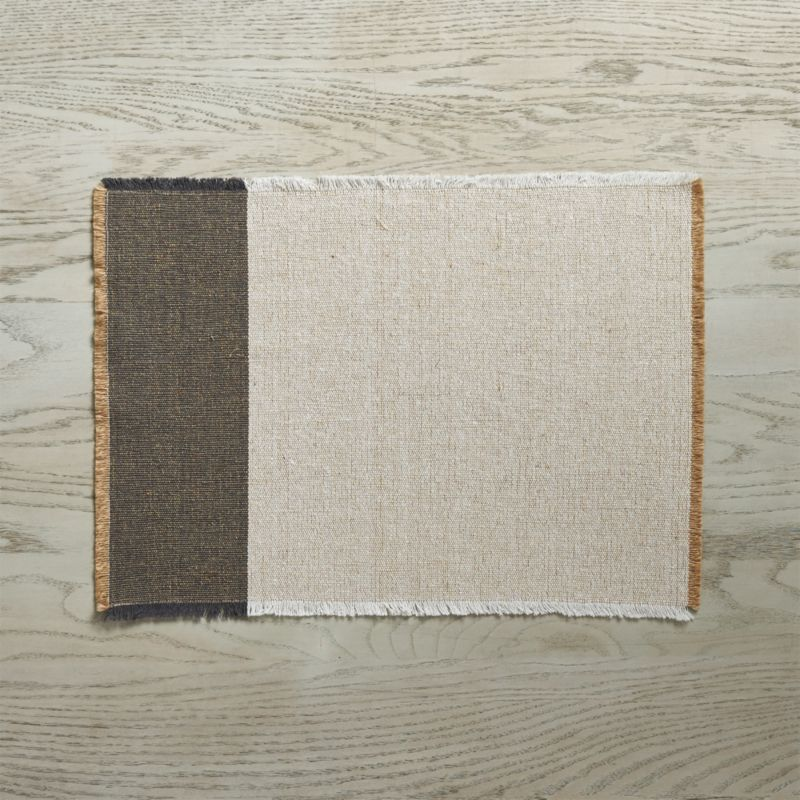 Roscoe Grey Placemat
