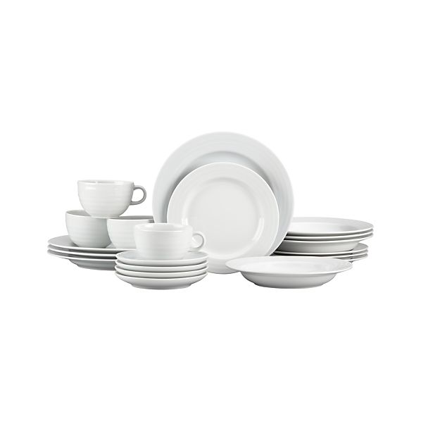 Roulette 20-Piece Dinnerware Set