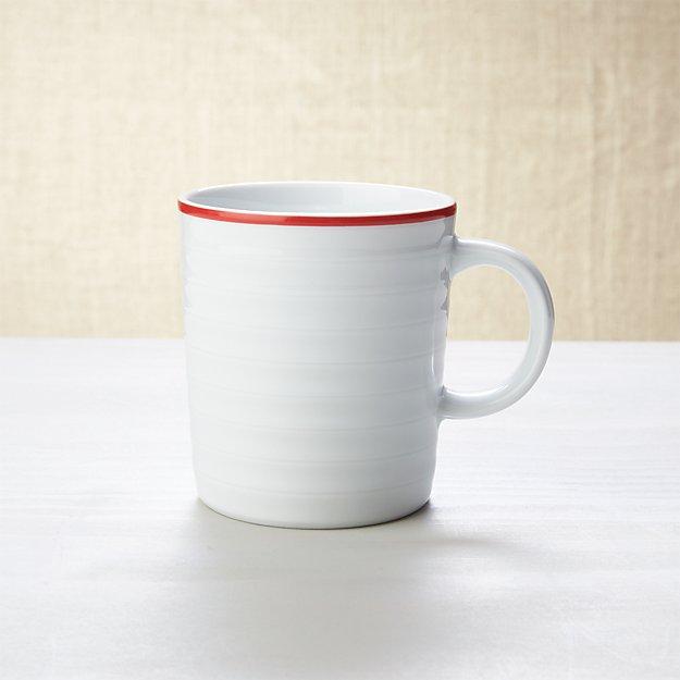 Roulette Red Band Mug