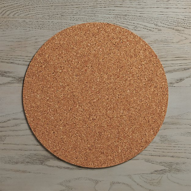 Round Cork Placemat Crate and Barrel : round cork placemat from www.crateandbarrel.com size 625 x 625 jpeg 120kB