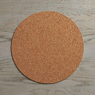 Round Cork Placemat
