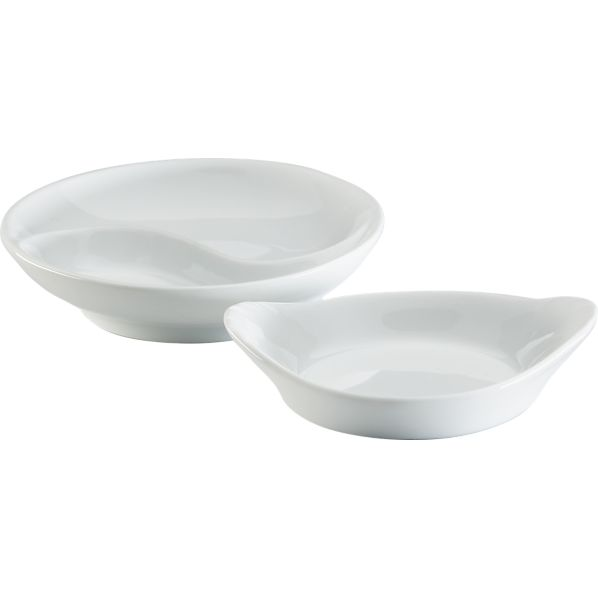 Sauce Dishes Set of Six