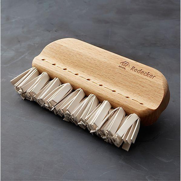 Redecker ® Rubber Upholstery Brush