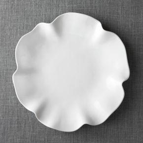 White Ruffle 16