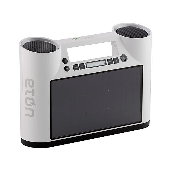 Rukus Solar Bluetooth Player