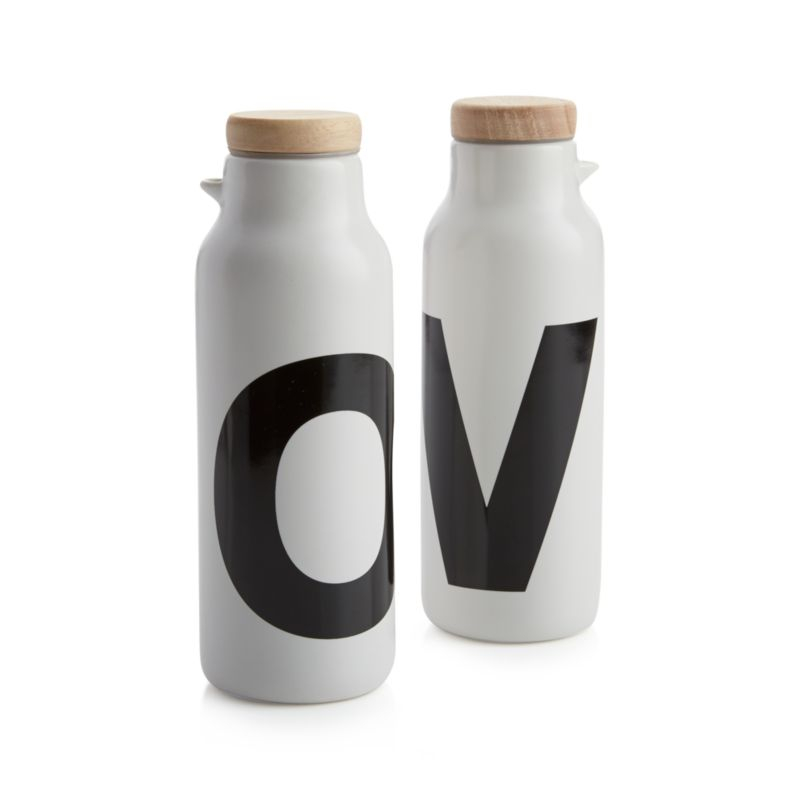Loft Oil and Vinegar Bottle Set