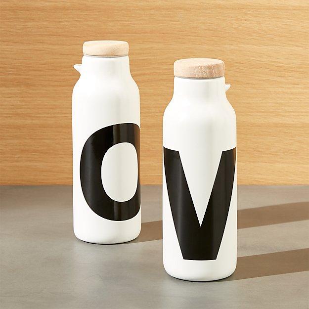 Loft Oil and Vinegar Bottle Set