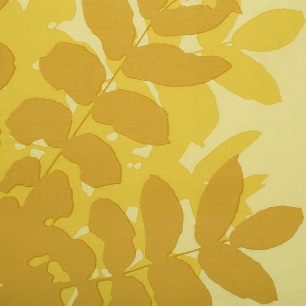 Marimekko Saarni Yellow Full/Queen Duvet Cover