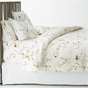 Sakura Bed Linens - Full/Queen Duvet...