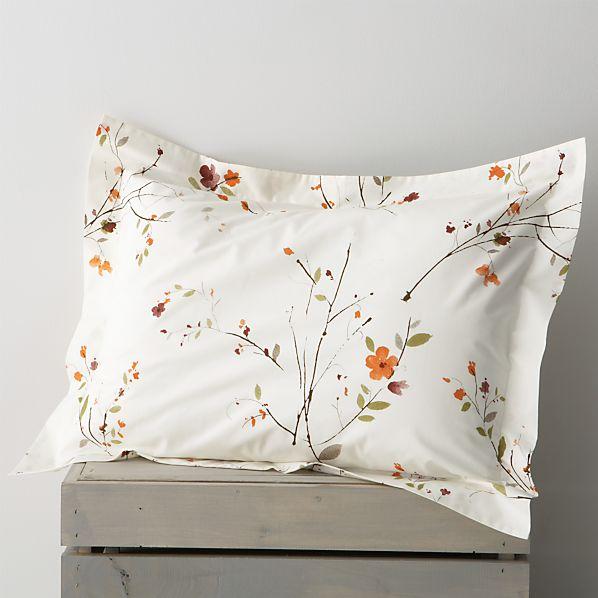 Sakura Standard Pillow Sham