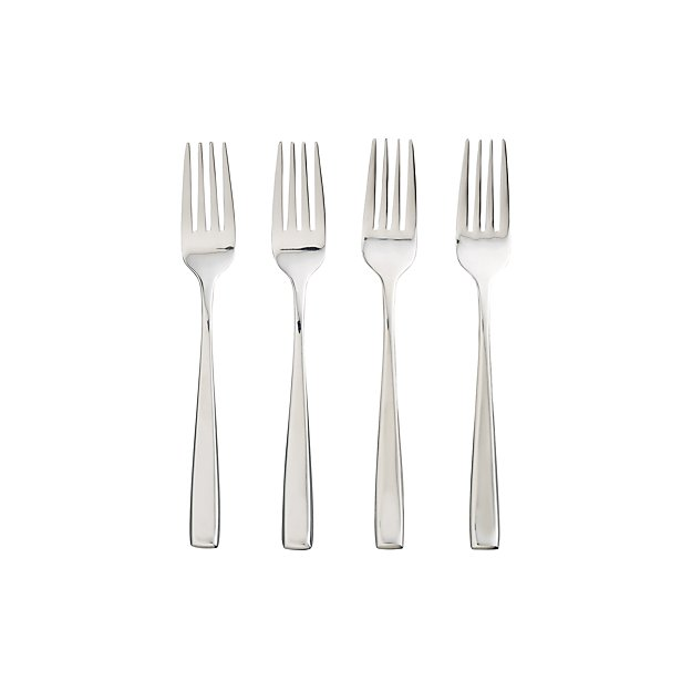 Set of 4 Salad Forks