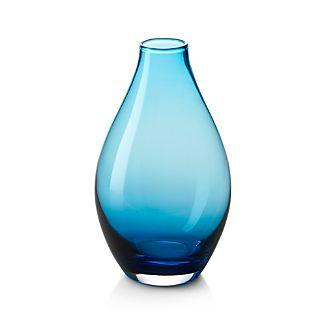 Salena Vase Aqua Medium