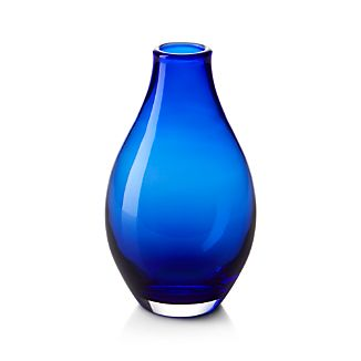 Salena Vase Cobalt Small