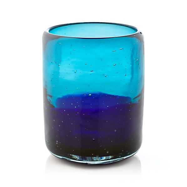 Salud Azul Shot Glass
