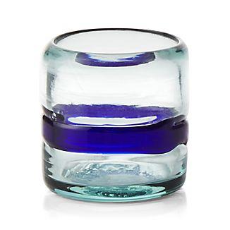 San Miguel Glass Votive Candle Holder