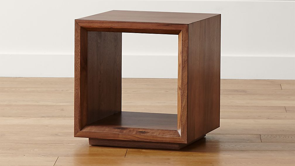 Sanders Cube Crate And Barrel
