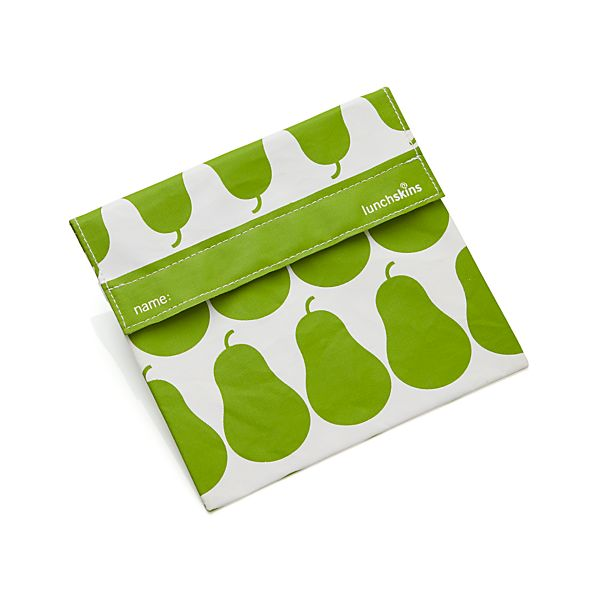 LunchSkins Pears Sandwich Bag