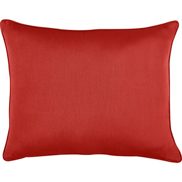 Sanibel Sunbrella ® Caliente Back Pillow