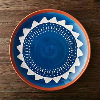 Santa Cruz Round Platter
