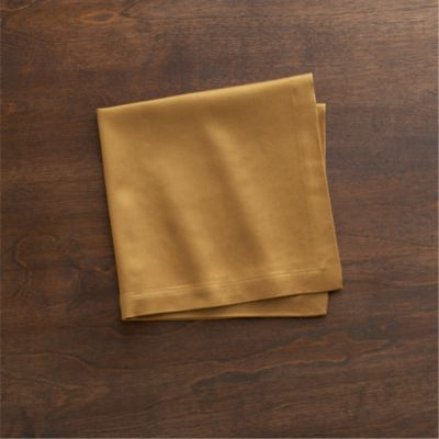 Sateen Gold Napkin