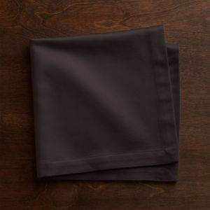 Sateen Grey Napkin