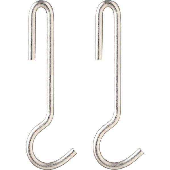 Set of 2 J.K. Adams Utensil Hooks
