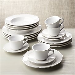 Savannah 20-Piece Dinnerware Set