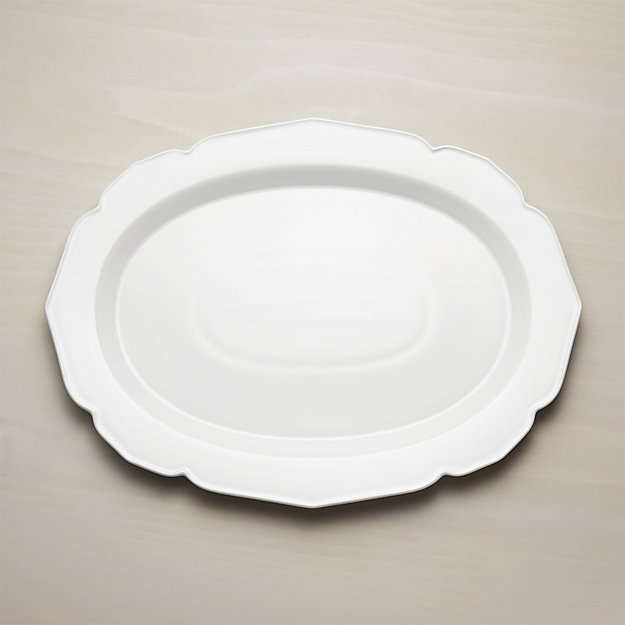 Savannah Oval Platter
