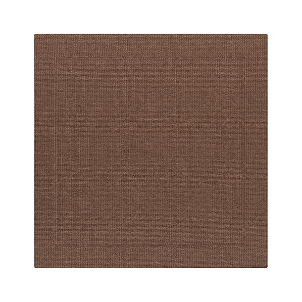 "Savannah Bark 12"" sq. Rug Swatch"