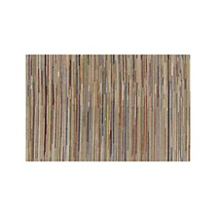Savoy Tweed Striped Hand Knotted Wool 6'x9' Rug