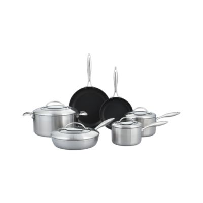 Scanpan�� CTX 10-Piece Cookware Set
