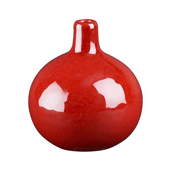 Scarlett Short Mini Vase