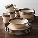Scavo 16-Piece Dinnerware Set