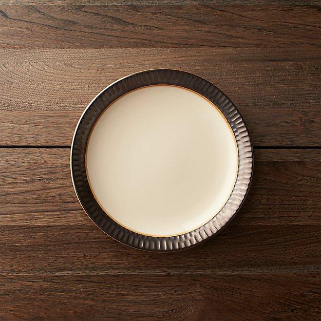 Scavo Salad Plate