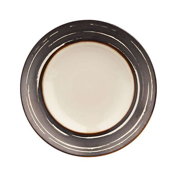 Scavo Swirl Appetizer Plate