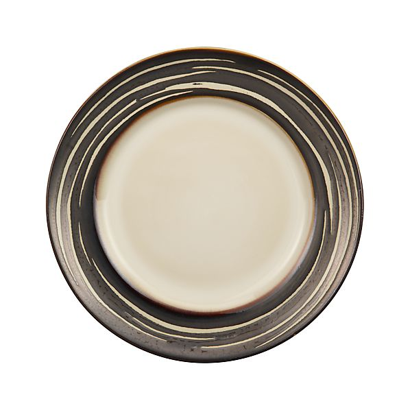 Scavo Swirl Salad Plate