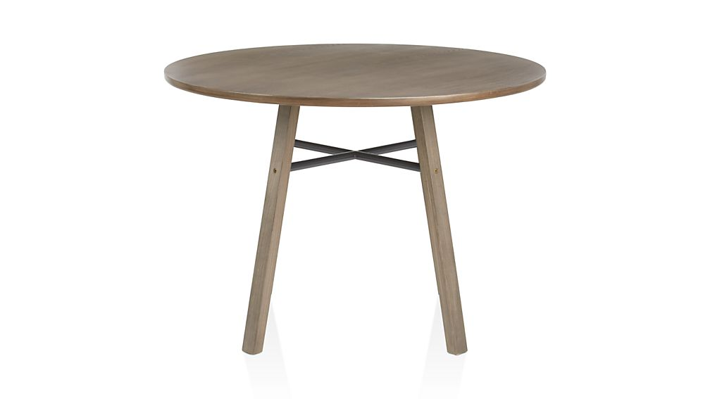 Scholar Round Dining Table