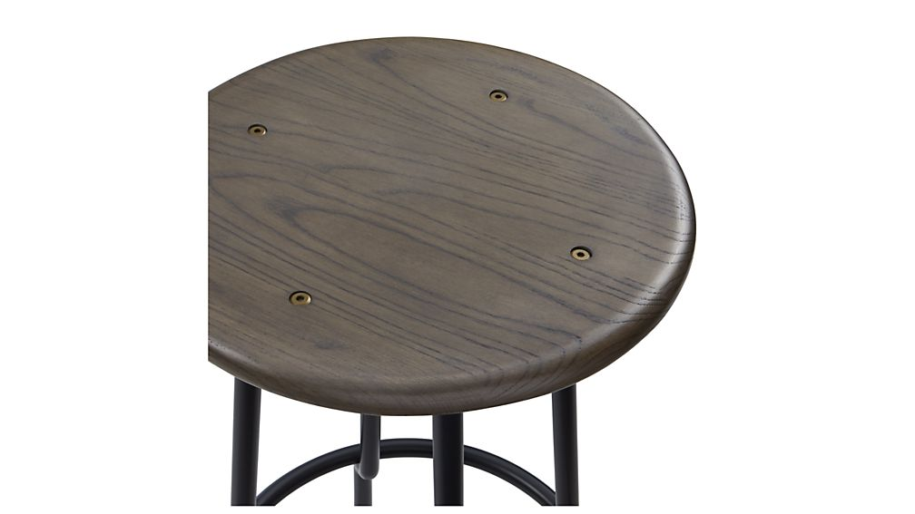 Scholar Backless Counter Stool