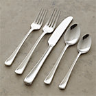 Scoop 5-Piece Flatware Place Setting.