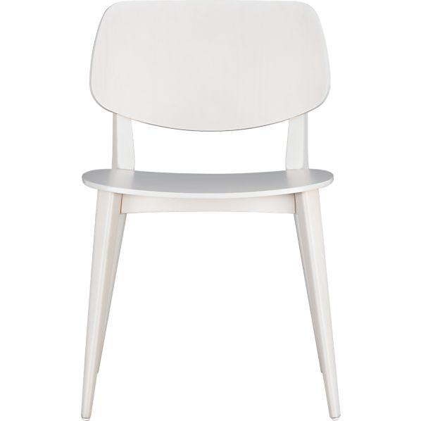 Scoop Side Chair