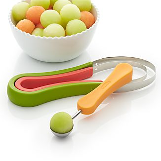 Chef'n ® Scoop Troop Melon Baller