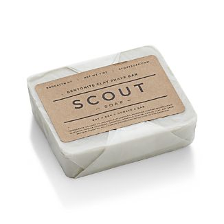 Scout Shave Bar Soap