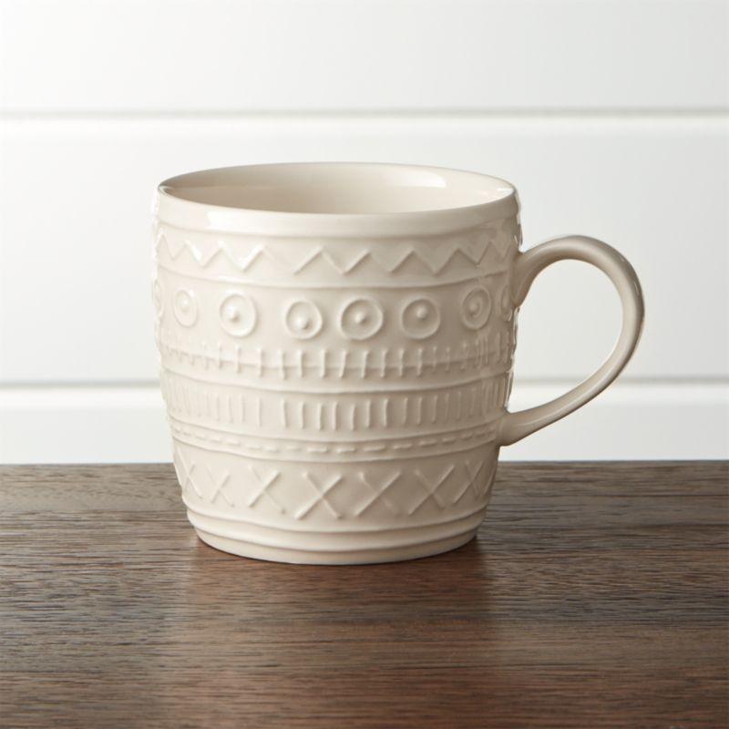 Scribe Coffee Mug
