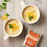 Secret Garden Beer Cheese Soup