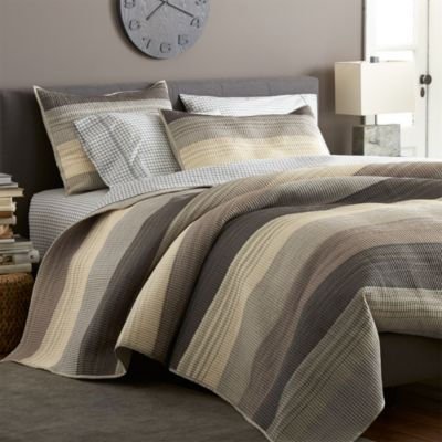 Sedona Grey King Quilt