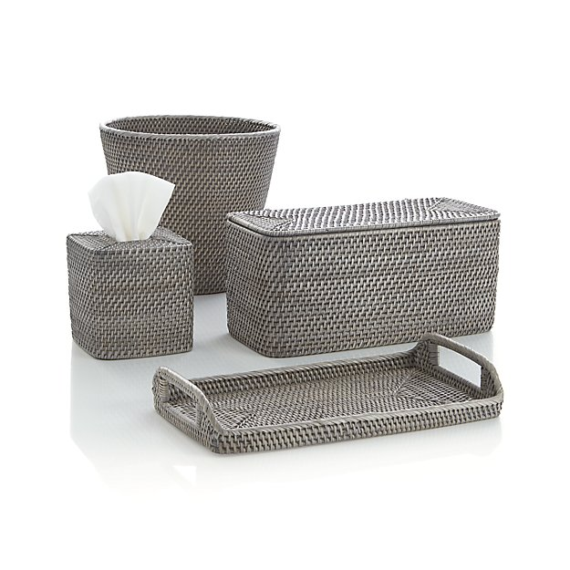 Sedona Grey Bath Accessories
