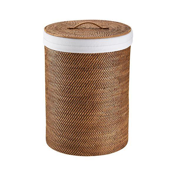 Sedona Honey Hamper with Liner Set