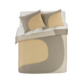 Marimekko Seireeni Neutral Bed Linens