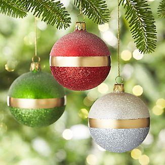 Selina Ball Ornaments