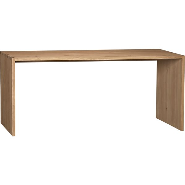 "Sentry Oak 68"" Work Table"